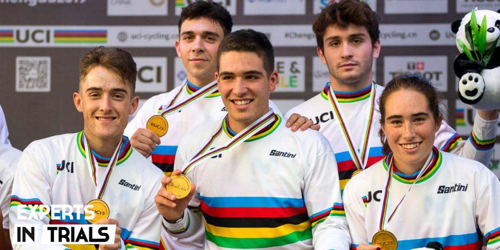 eequipo biketrial españa 2019