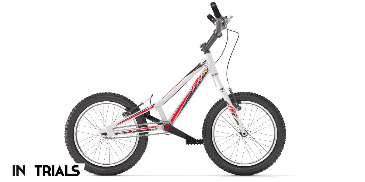TRRS S18 pulgadas biketrial