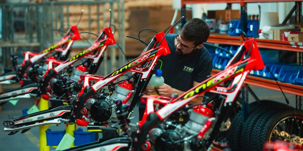 fabrica trs motorcycles