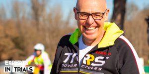 """Jordi Tarrés: """"en el mundial de trial teníamos cosas mejores que ahora hace 30 años"""""""