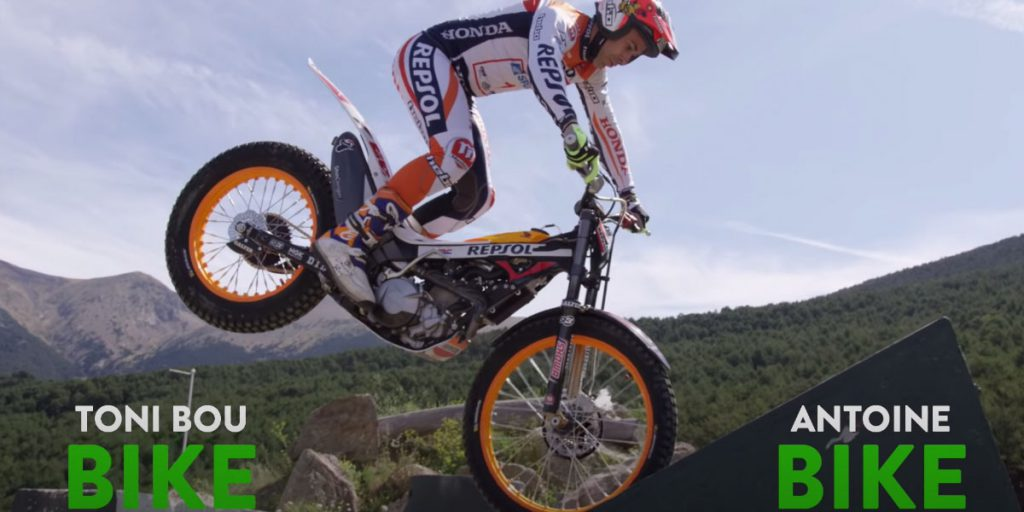 toni bou montesa trial