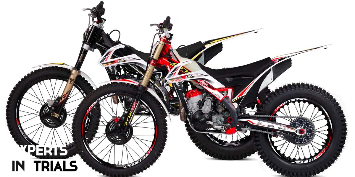 TRRS X-Track Series 2021