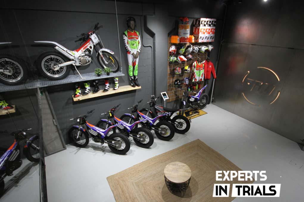 tienda trial madrid trialworld store