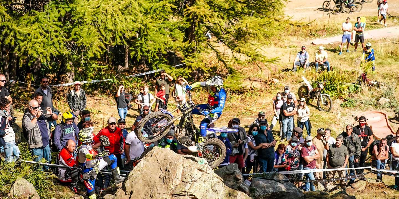 Cancelado el arranque del Campeonato de Francia de Trial en Chateauneuf
