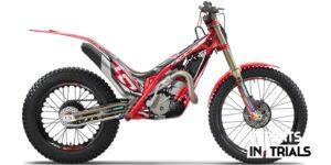 GasGas TXT GP 2022 trial