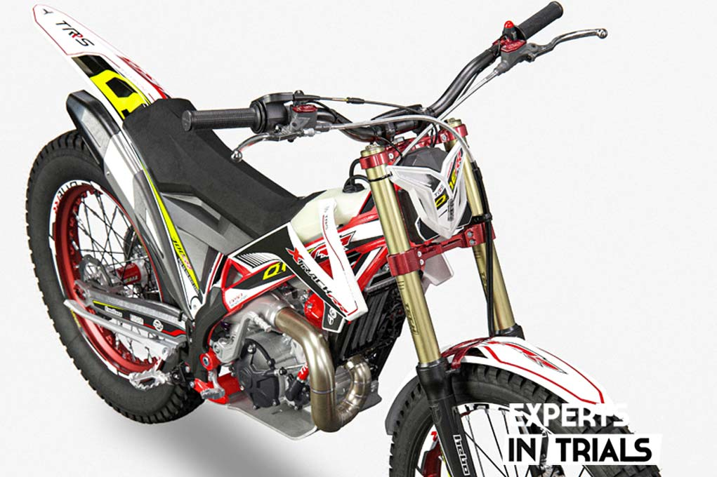 TRRS X-Track RR 2022