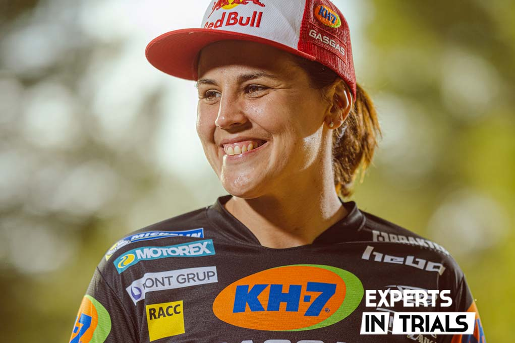 Laia Sanz anuncia que vuelve al Mundial de Trial