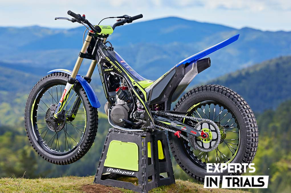 Sherco ST Factory Trial 2022