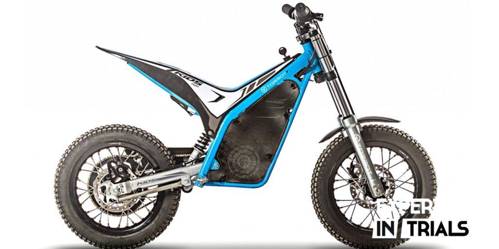 Torrot Kids Trial TWO moto electrica infantil