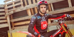 """Jorge Casales: """"esta temporada la he preparado diferente, llego más fresco y adaptado a la moto"""""""