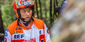 """Fujinami afronta su temporada 26 en el mundial: """"con 41 años quiero saber dónde puedo llegar"""""""