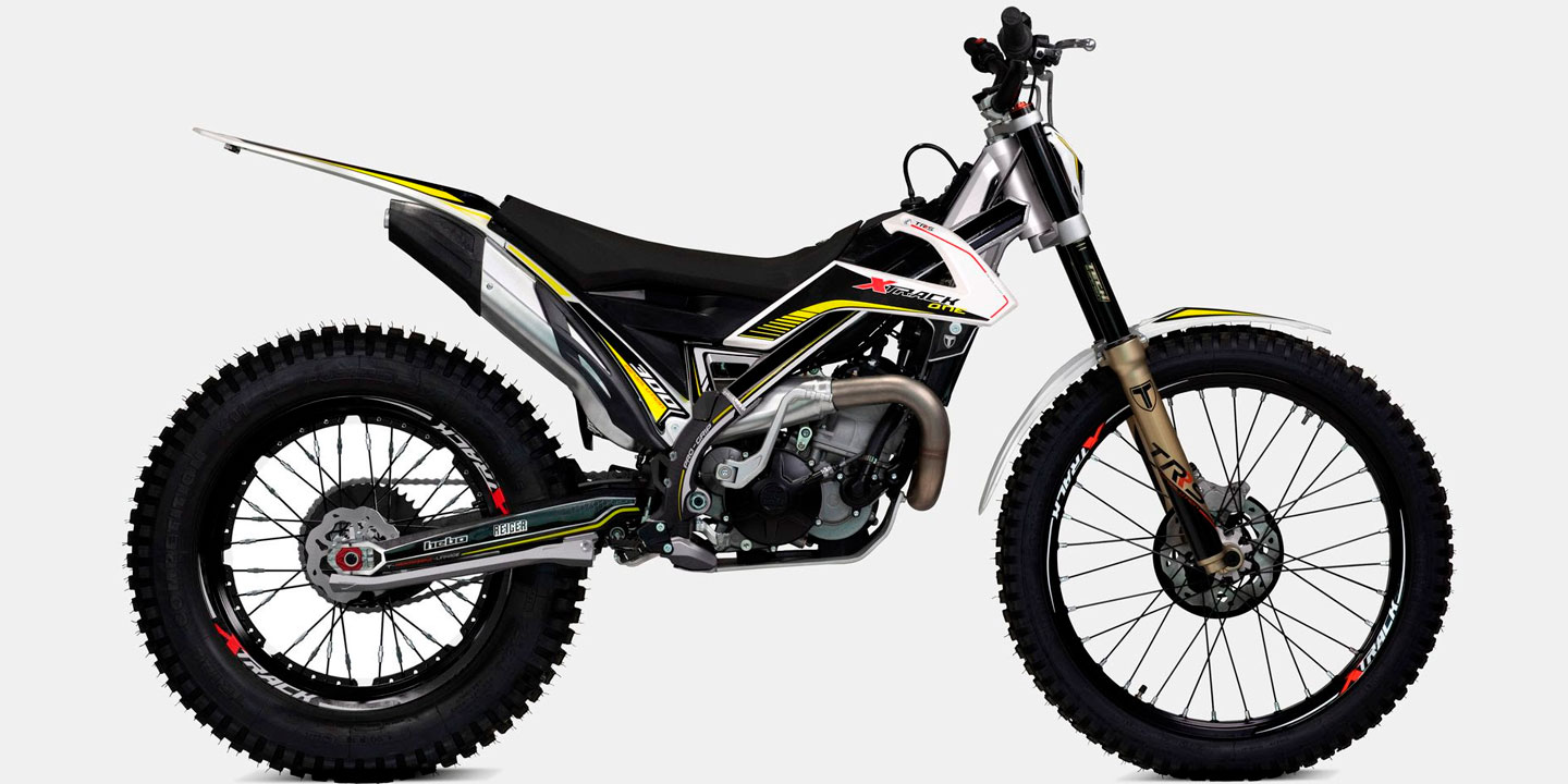 TRRS XTRACK One 2021 New