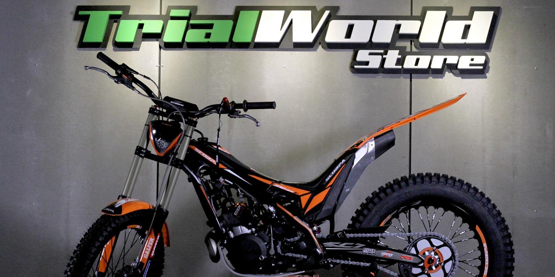 Trialworld Store concesionario oficial Scorpa Motorcycles
