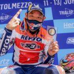 """Fujinami ante el GP de Francia: """"luchar por el mundial es complicado, pero no digas jamás"""""""