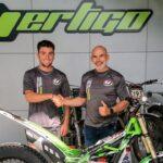 Vertigo amplía el contrato de Jaime Busto hasta 2023