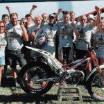 TRS Motorcycles concluye el mundial 2021 con cuatro títulos mundiales
