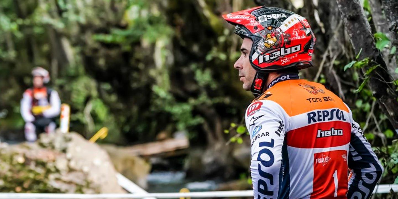 Entrevista a Toni Bou, Campeón del Mundo de TrialGP 2021