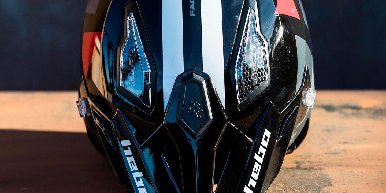 Prueba casco Hebo Zone5 H-Type Trial gama 2022