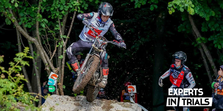 Marcelli logra en Olván su primera victoria TR1 en el CET